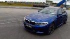 Can the BMW M5 set a new record lap around Mondello Park?