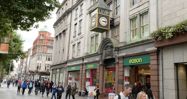 fea5d1243f81d The iconic Eason store on O'Connell Street is among the 13 stores the  company