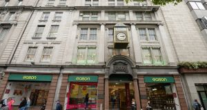 Eason is to sell its flagship store in Dublin. Photograph: Dara Mac Dónaill/The Irish Times