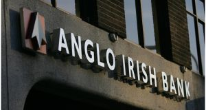 Taxpayers ultimately committed €29.3 billion to Anglo Irish Bank by the end of 2010. Photograph: Bryan O'Brien