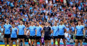 Possibly Dublin's least-praised skill over the years has been their ability to find a way when matches are close, to keep their focus in tight finishes and get the job done.  Photograph: Ryan Byrne/Inpho