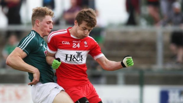 Kildare's Daniel Flynn scored the goal of the year against Derry.