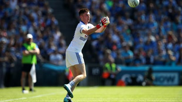 Dublin were never going to be stopped entirely by the Laois goalkeeper but Graham Brody did his bit anyway.