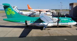 Nordic Aviation Capital customers include Irish-based Stobart Air, the carrier that provides Aer Lingus's regional services under contract.