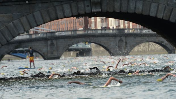 Rt journalist is fastest male finisher in 99th liffey swim - The quays swimming pool timetable ...