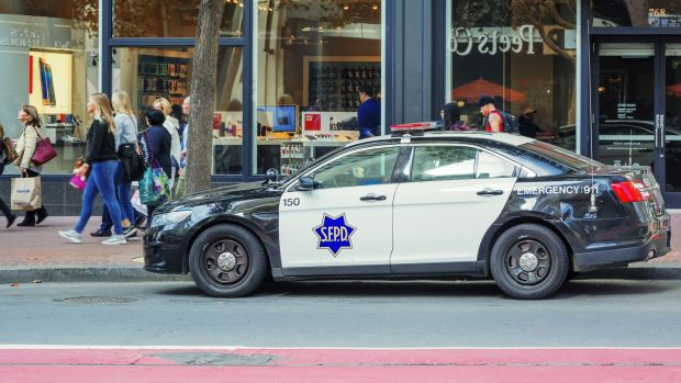 Police in San Francisco have asked the public for information on anyone using Brian Egg's funds. Image: iStock.