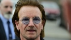 Fan captures moment Bono cancels Berlin show after losing voice