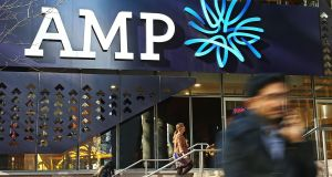 AMP: the company repeatedly lied to the Australian regulator and interfered in the drafting of an independent report. Photograph: Scott Barbour/Getty Images