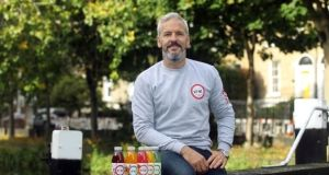 Vithit managing director and founder Gary Lavin: The drink is stocked by leading British retailers such as Tesco, Sainsburys, Boots and WH Smith