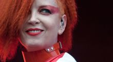 Garbage: Shirley Manson is a force of nature with a streak of introversion. Photograph: Dave Meehan