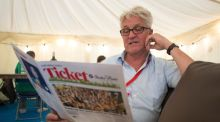Electric Picnic: the festival will be bigger in 2019, according to Melvin Benn of Festival Republic, who was reading The Irish Times' daily Ticket festival newsletter. Photograph: Dave Meehan