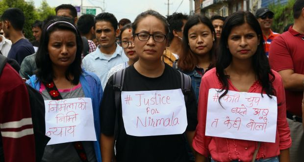 Rape of women and children in Nepal spiralling upwards