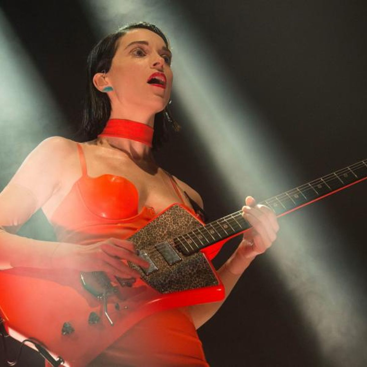 Not At Electric Picnic St Vincent Perfectly Judges The Last Night Mood