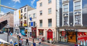 30 South Anne Street is located less than 30 metres from Grafton Street