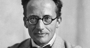 Theoretical physicist Erwin Schrödinger who ventured into biology to ask the question, 'What is Life?' in a series of lectures in TCD during 1943. Photo: Getty Images.
