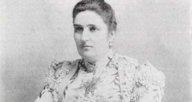 Lady Edith Blake Irish Polyglot Botanical Artist And Travel Writer