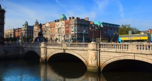 Dublin urgently needed a 'single strong voice and strong leadership' to provide solutions to the many challenges faced in the region. Photograph: iStock