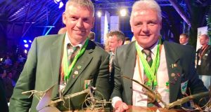 Masters in their field: John Whelan and Eamonn Tracey