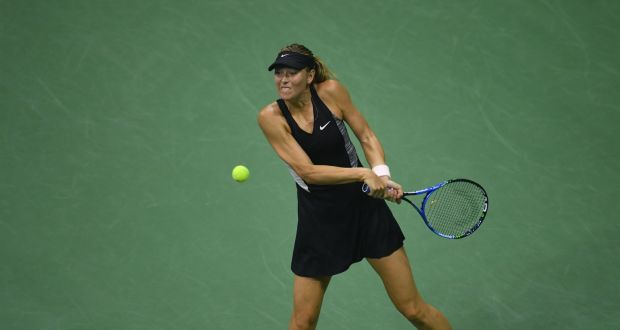 US Open: Maria Sharapova dumped out by Carla Suarez Navarro