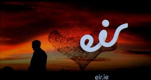Sales at Eir dipped 2 per cent to €1.27 billion. Photograph: Maxwells