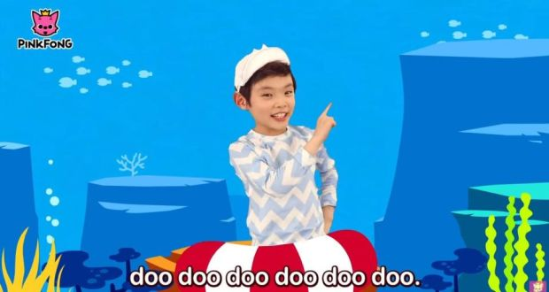 What Is The Baby Shark Song Where Did It E From And Why Do Children Love