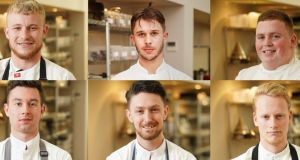 Ireland's best young chefs 2018