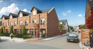 RP New homes developers story Vernon Mews CGI