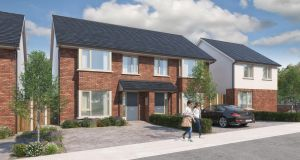 RP New homes developers story Dun Rioga CGI, Castlethorn Construction