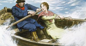 Grace Darling and the lifeboat rescue Photograph: Historical Picture Archive/CORBIS/Corbis via Getty Images