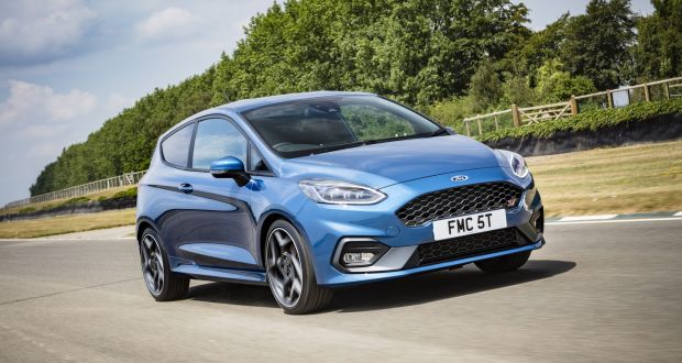 The Fiesta St Gets Better The Quicker You Go And The Harder The Questions You