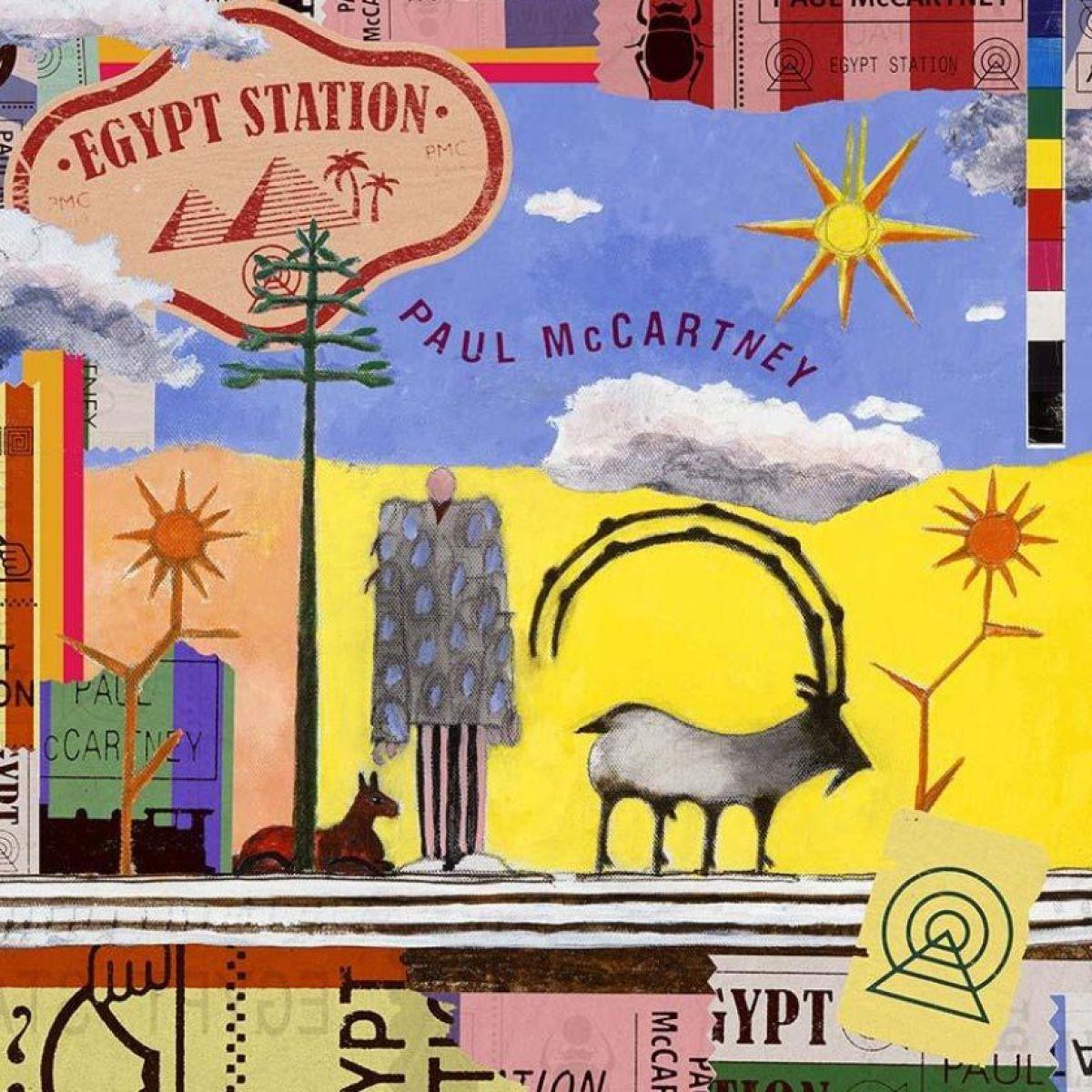 Paul McCartney: Egypt Station – pharaoh 'nuff effort from former Beatle