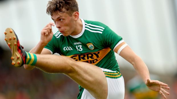 What a first season David Clifford had for Kerry, now the rest of the team need to catch up. Photograph: Inpho