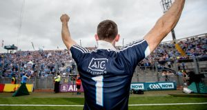 Dublin's goalkeeper Stephen Cluxton should be picking up another All Star after a fine season. Photograph: Inpho