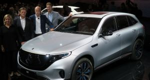 Mercedes-Benz reveals new all-electric SUV arriving in Ireland next year