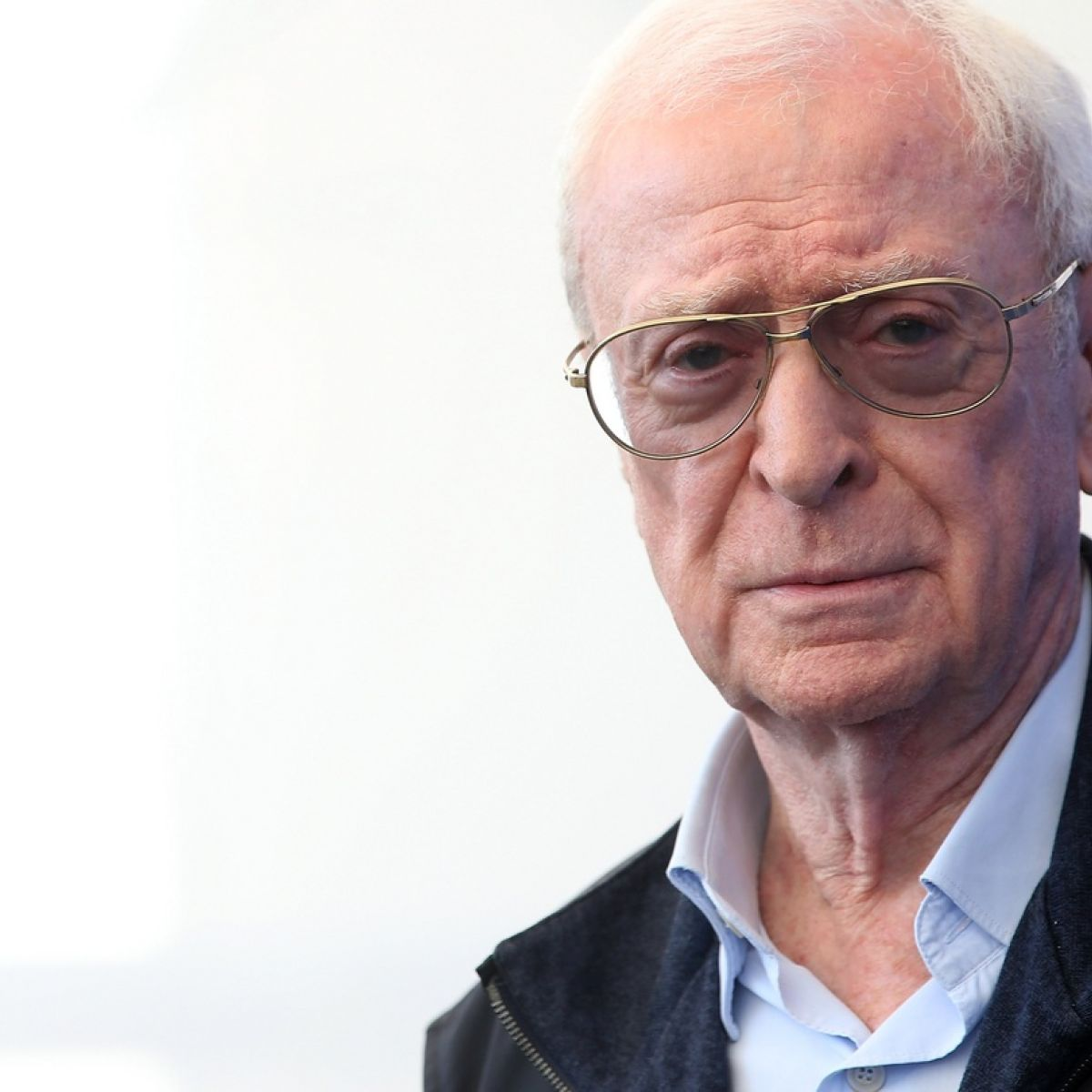 Michael Caine: Still willing to blow the bloody doors off