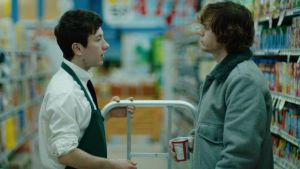 Barry Keoghan and Evan Peters in 'American Animals'