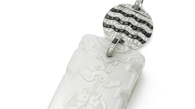 Lot 47, Cartier pendant