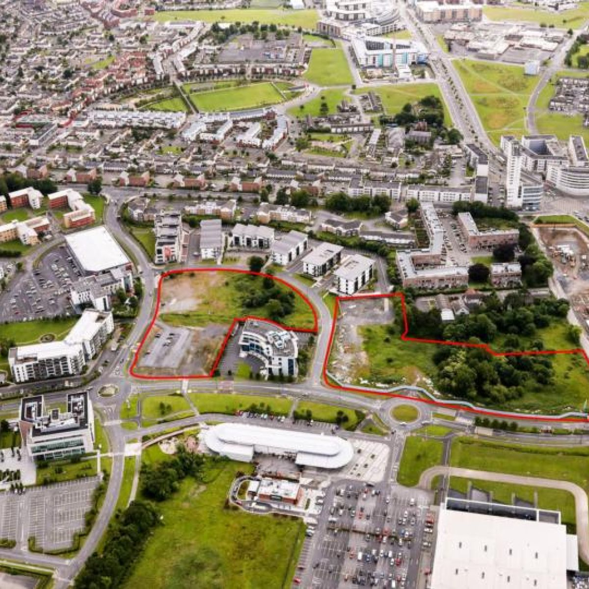UK firm applies for 198 apartments and office block in Santry