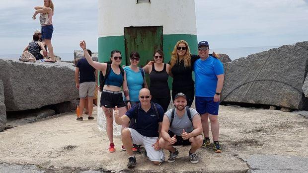 Rachel Flaherty in Portugal: 'The group of people I met were the highlight of my week.'