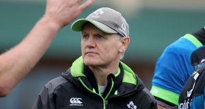 Joe Schmidt's Ireland will play four summer fixtures ahead of the 2019 Rugby World Cup. Photograph: Dan Sheridan/Inpho