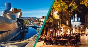 Hometown: Bordeaux and Bilbao - culture and gastronomy combined