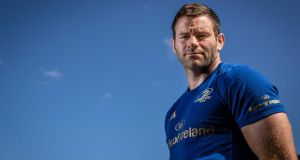 "Fergus McFadden: ""I've had lots of setbacks in lots of different ways. I've learned to deal with them and leave them at the door here or on the pitch when they happen."" Photograph: Morgan Treacy/Inpho"