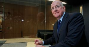 Minister for Justice Charlie Flanagan. File photograph: Collins