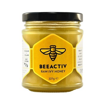 BeeActiv's Limerick honey is part of a dazzling diversity of good raw honeys