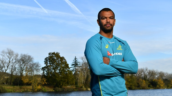 Kurtley Beale starts at outhalf against South Africa. Photograph: Dan Mullan/Getty Images