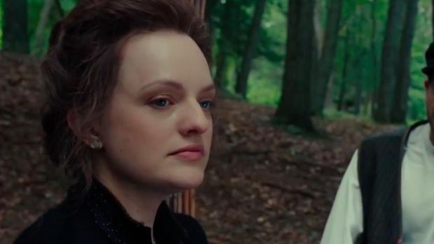 New this week: Elisabeth Moss in The Seagull