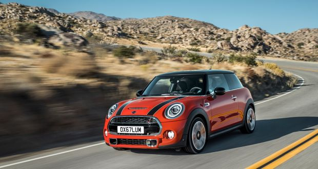 The Mini Just Zips Along With A Sweet Personality And An Ee For Fun