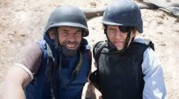 da42849931b Under the Wire  Reporting the last days of Marie Colvin