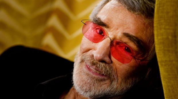Burt Reynolds in London in 2015. Photograph: Reuters