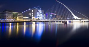 Dublin is among the most preferred locations for financial services companies
